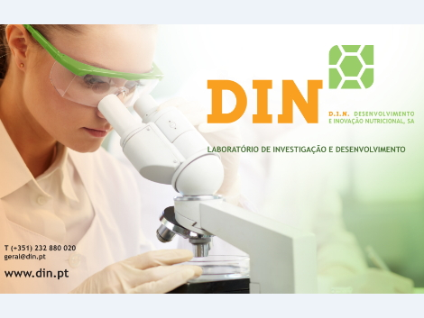 DIN laboratório