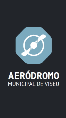 aeródromo municipal viseu destaque