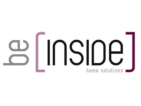 be inside logo
