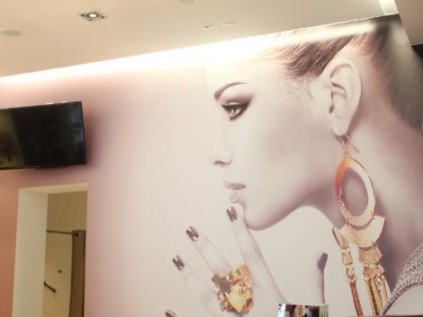 bella biju decoração de loja 4