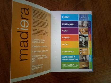 Interior catálogo Madieira