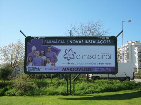 Outdoor Farmácia Medicinal