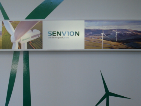 senvion zona decorada