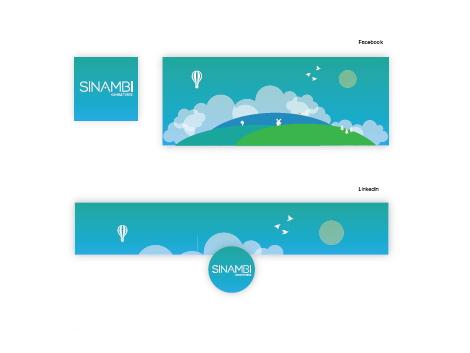 sinambi personalização de social media