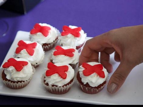 tedxviseu cupcakes