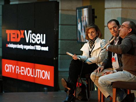 oradores TEDxViseu