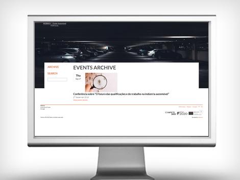 website eventos arquivo mobinov