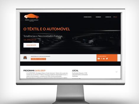 website eventos mobinov