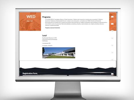 website eventos programa mobinov