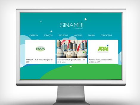 website sinambi notícias